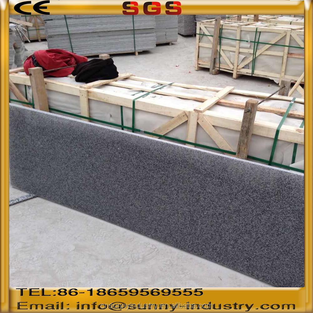 Dark grey granite small grain granite