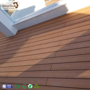 Composite wood decking prices/faux wood decking/coconut wood decking