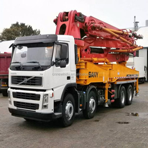 43m Truck-mounted SYG5360THB 43 static SANY Concrete Pump