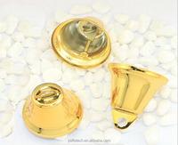 OEM design small bell shaped custom metal jingle bell