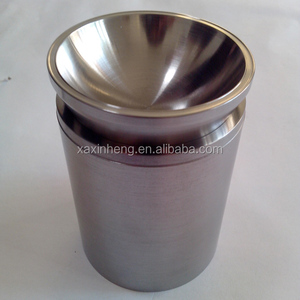 High Density High Quality Polished Pure Tungsten Crucible W Liner