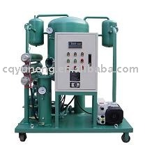 ZJB series Single Stage Vacuum Insulation Oil Purifying Machine