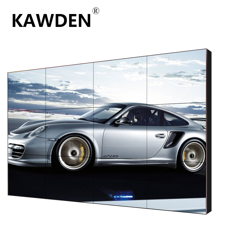 "Ultra Thin Lcd Display 4K TV wall System Best Offer 55"" Video Wall"
