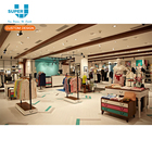 Malaysia High Quality Simple Mini Clothing Store Furniture