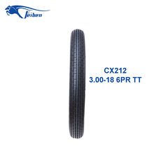 China Industrial Motorcycle Tyre 3.00-18
