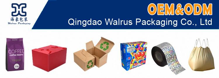 Fait sur commande de carton ondulé standard kraft papier emballage livraison de poisson fruits de mer boîte d'expédition crevettes carton