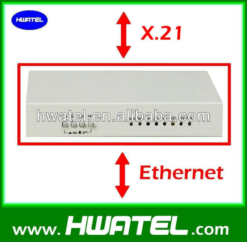 ethernet to X.21 converter