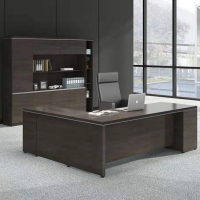 Economic Modern Stylish Office Wood Furniture