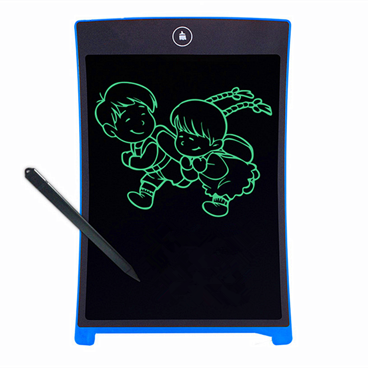 8.5 inch LCD boogie board ewriter/ kids erasable ewriter/Light writing pad