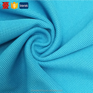 Soft breathable elastic coolmax knitted fabric by the yards online for sales