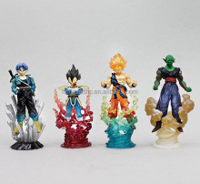 Dragon ball plastic pvc action figure toy maker
