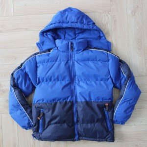 Kids Wear Bangladesh Sunny Boy Children Down Jacket