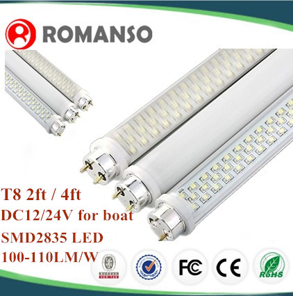 Single 4ft Fluorescent Light Fitting Waterproof Ip65 Led Tube ...