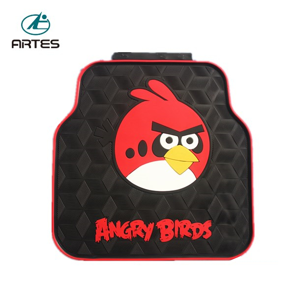 inflatable heated accessories wholesale cheap printed logo car floor mats