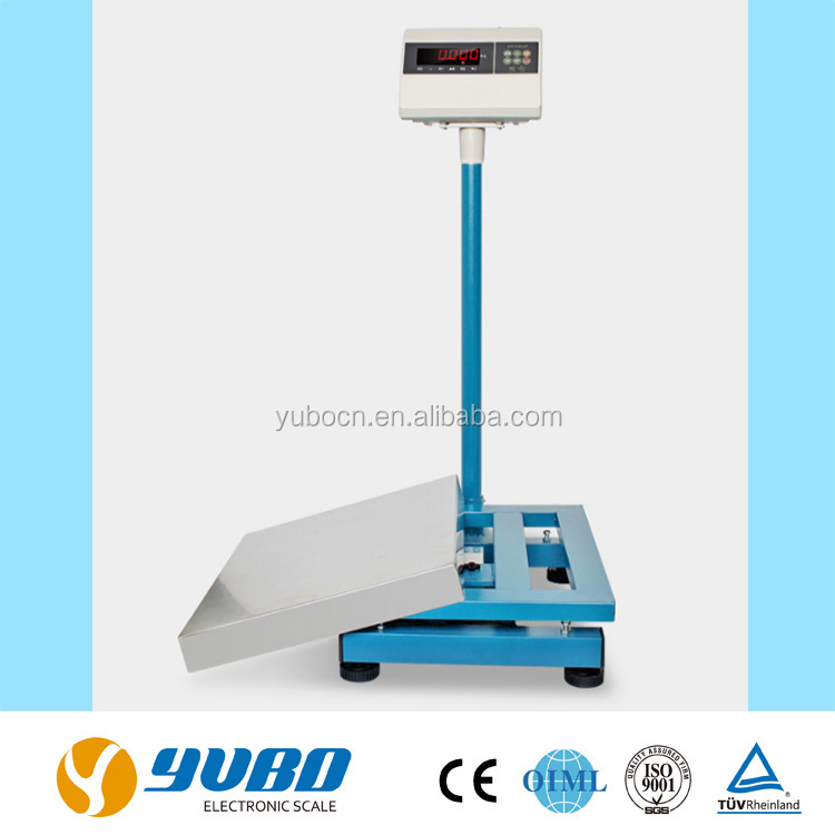 Digital industry floor scales electronic weigh balance