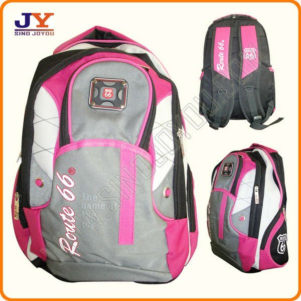 Kadan Velvet Sports Girl Backpacks For High School College Girls ...