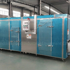 Iqf Tunel Blast Freezer Quick Freezing Machine IQF
