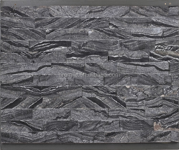 black slate for home decoration natural culture stone
