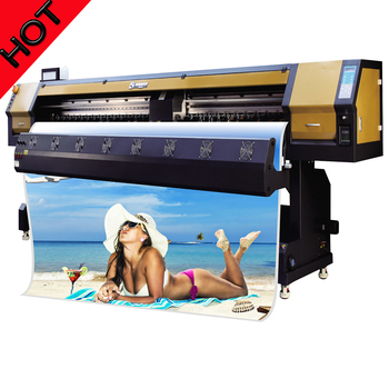 958b14ef5 3.2m Large Format Panaflex Printing Machine With Two Dx5 Heads - Buy ...