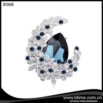 Wedding Invitation Brooch Wholesale Crystals From Swarovski Jewelry