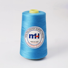 Manufacturers Industrial 40/3 40s/3 100% Polyester Sewing Thread Cone