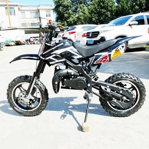Cheap gas dirt bike 49cc for kids 50cc 2 stroke mini motorcycle