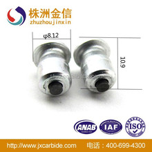 chinese supplier for anti-skid tyre studs with stainless steel studs set