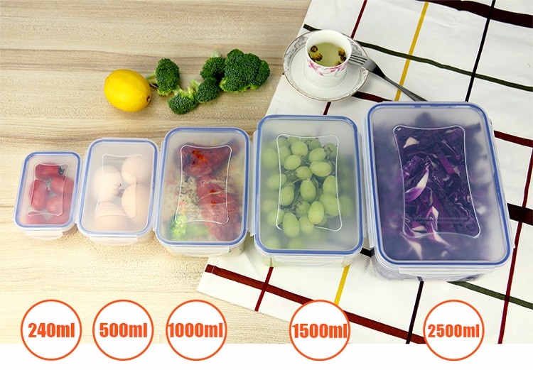 meal prep bento lunch box food containers reusable microwave safe fda approved plastic food. Black Bedroom Furniture Sets. Home Design Ideas