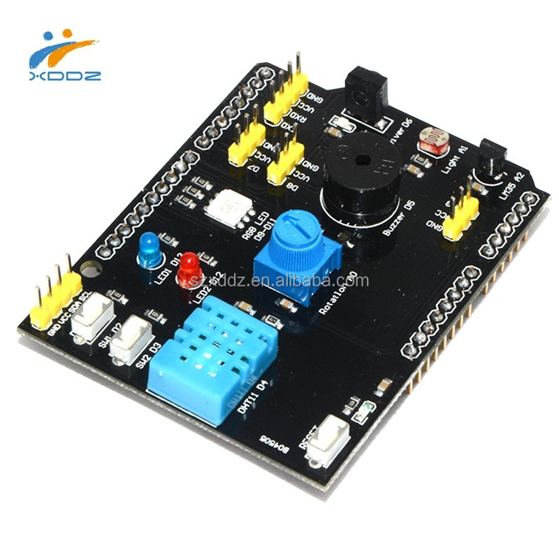 Multifunction Expansion Board DHT11 LM35 Temperature Humidity UNO