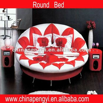 Round Bed For Kids