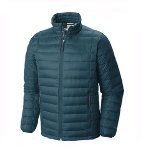 Canada quilted coat goose down jacket, ultra light down jacket
