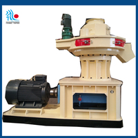 New Generation Rice Husk Pellet Mill / Corn Straw Pellet Machine With Best Price