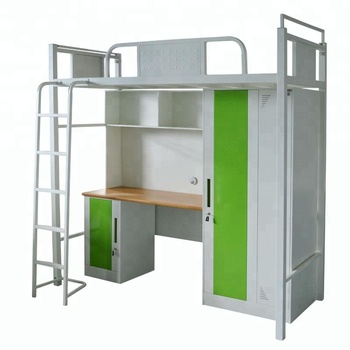 Full Over Bunk Bed Fittings Used Kids Beds With Cabinet And Desk