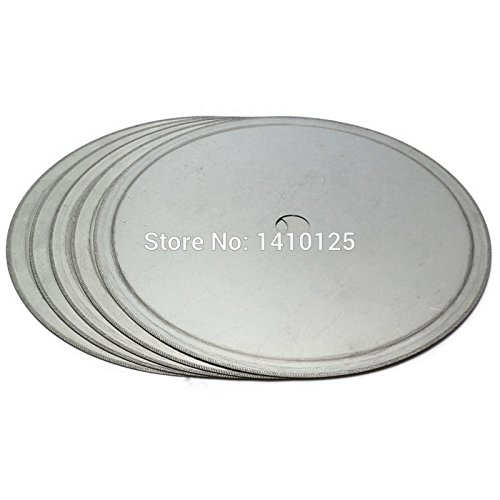 """JOINER 6"""" inch Super-Thin Arbor Hole 1/2"""" Rim 0.36mm Diamond Lapidary Saw Blade Cutting Disc Saving in Material Jewelry Gems Agate Pack of 5Pcs"""