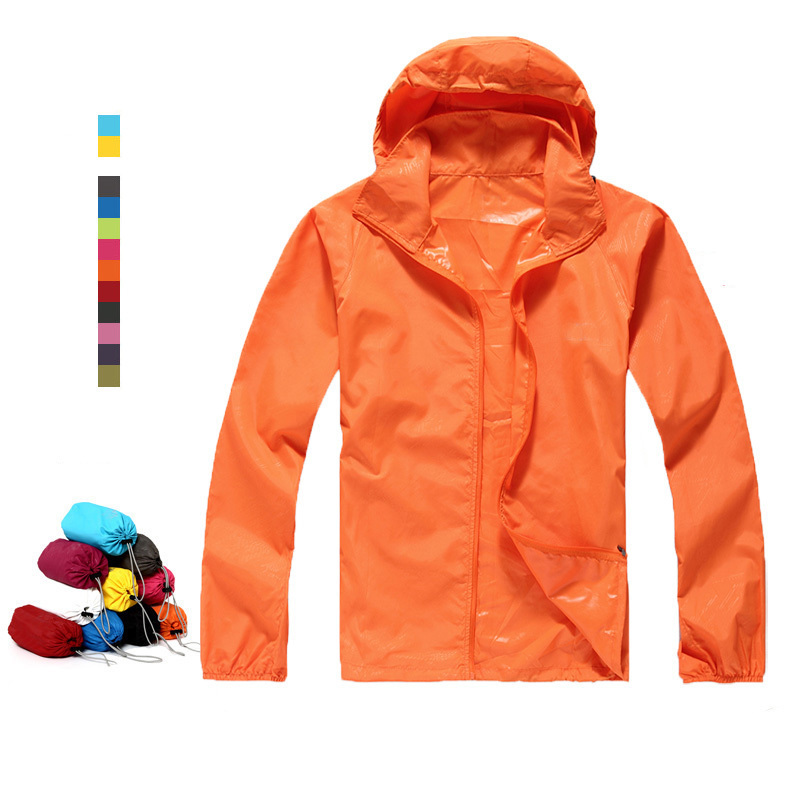 Men Women Soft Shell Quick Dry Jackets Outdoor Camping Hiking Waterproof Windbreaker Skin Clothing Hoodies Sportwear XS-3XL