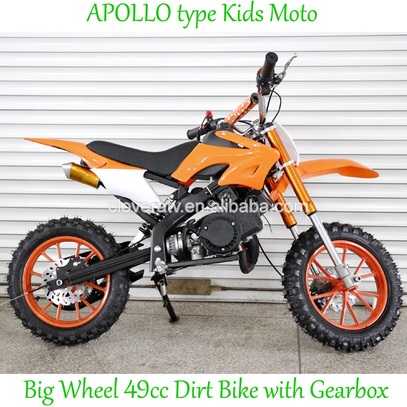 Super Motorcycle Electric Start 49cc Dirt Bike Mini