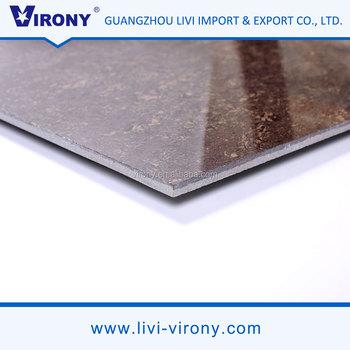 China New Style High Gloss Heat Insulation Monochrome Ceramic Tiles