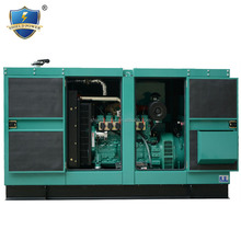 Biogas generation equipment 150kw electric genset