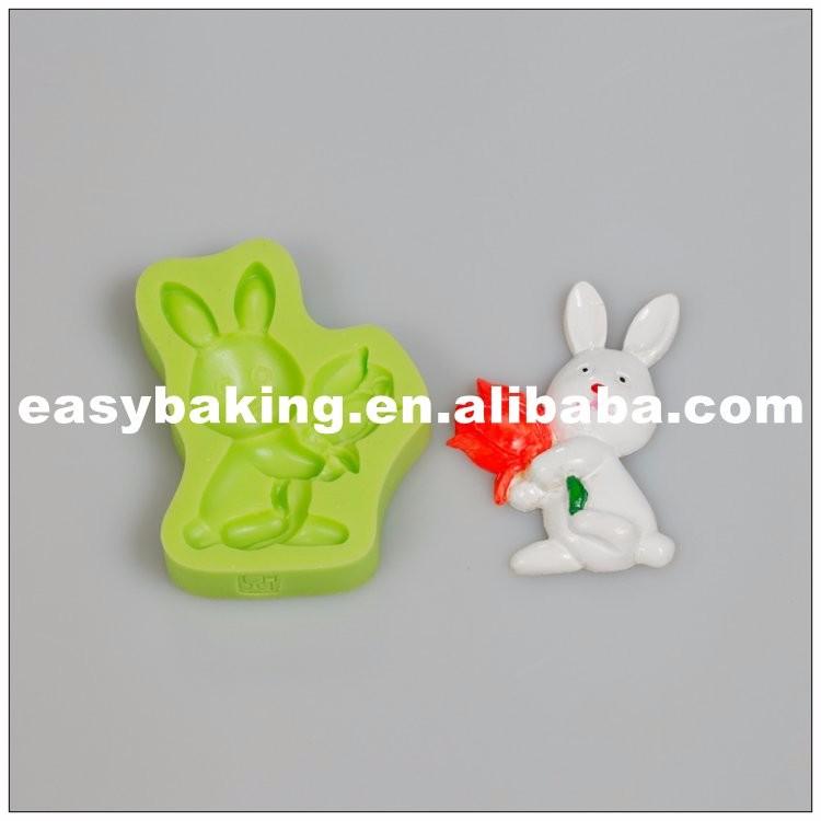 es-0102_Easter Bunny Cake Decoration Silicone Sugarpaste Mold_9157.jpg