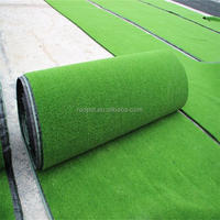 Indoor green artificial grass carpet , artificial landscape synthetic lawn
