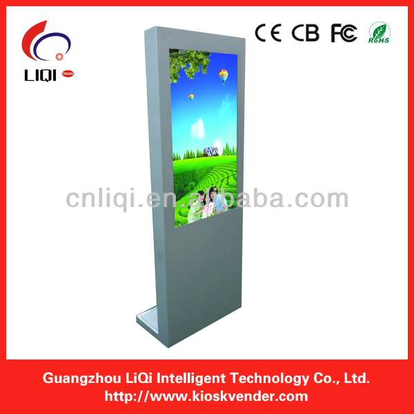 55inch LED Touch Screen Display Kiosk With Hign Definition
