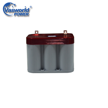 12v Emergency Light Battery 18ah Small Rechargeable