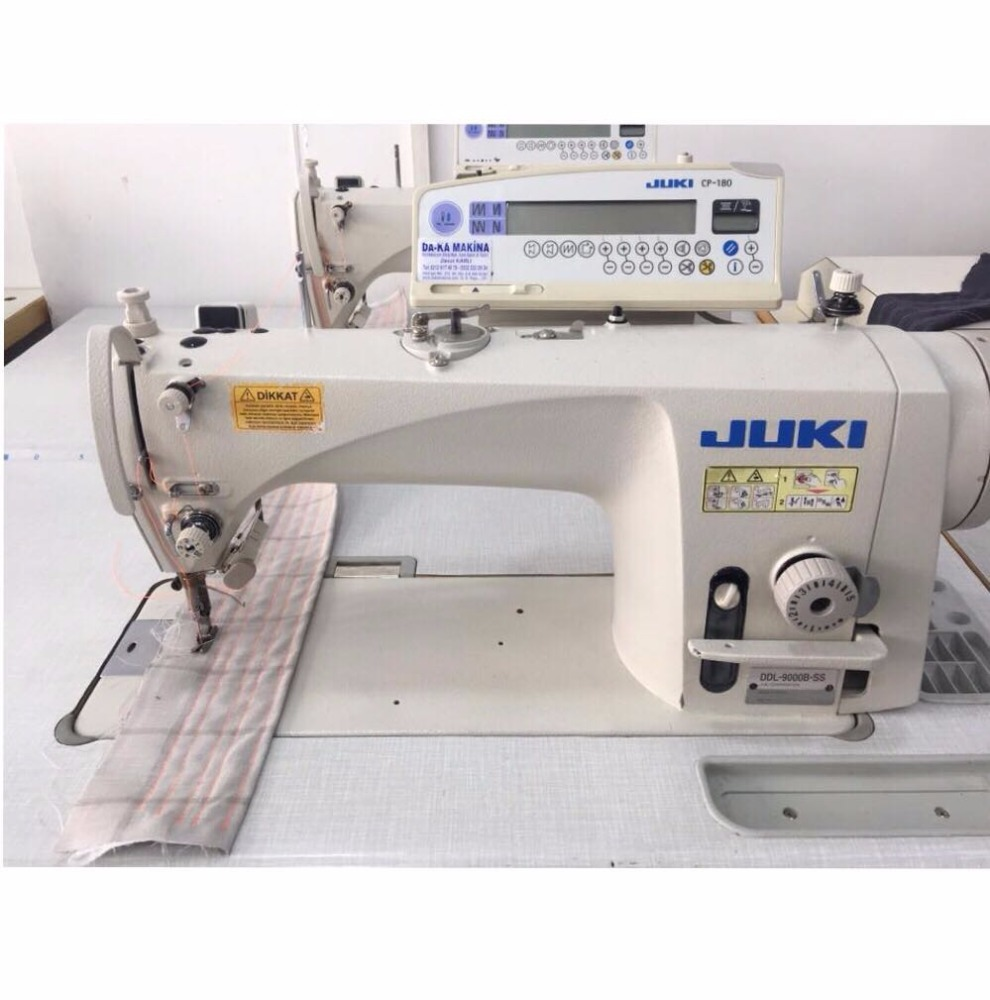 Brand New JUKI DDL-9000B-SS computerized lockstitch industrial sewing machine