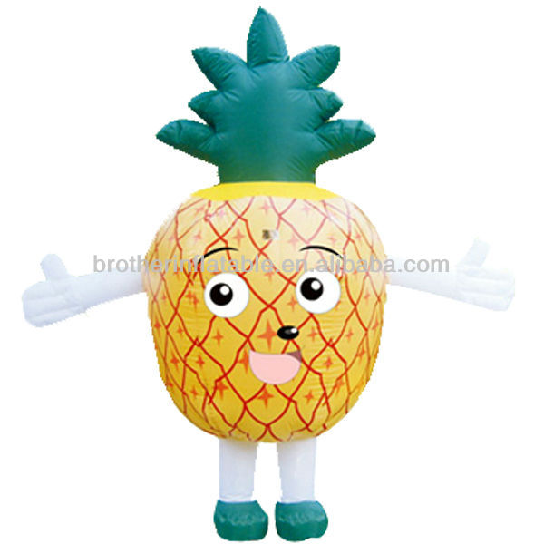 2013 Costumes Inflatables Pineapple Inflatable Cartoon