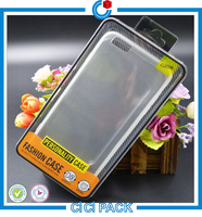 Best Products Mobile Phone Case Plastic Packaging, Recycled Clear Plastic Box For iphone Case, iphone 7 Plus Case Plastic Box