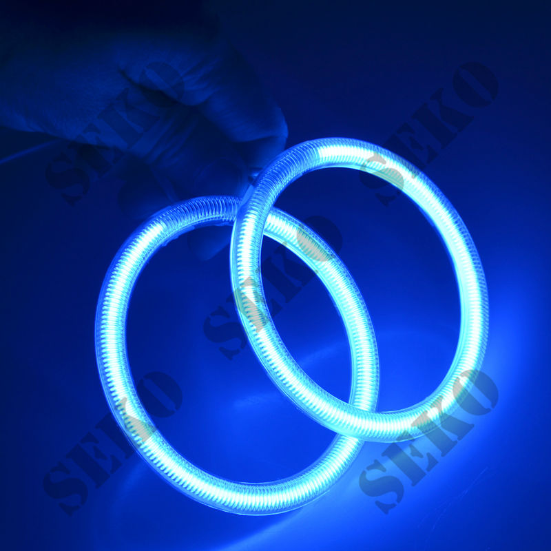 auto ccfl halo rings angel eyes for car headlight