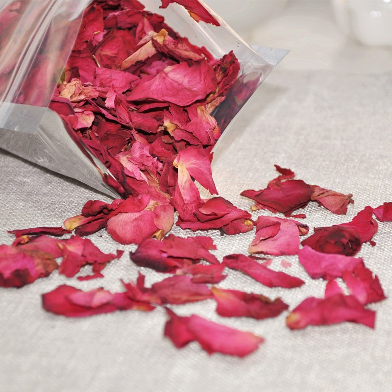 Mei Gui Hua Ban Best selling Rose Petals organic dried rose petals