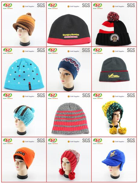 dc325546c0d Different Types Of Knit Hats Wholesale Hat Knitted Winter Hats For ...