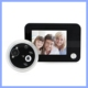 3.5 Inch LCD Color Screen Doorbell Viewer Digital Door Peephole Viewer Camera Doorbell
