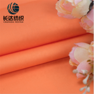 Twill 100 Cotton Flame Retardant Fabrics For coats